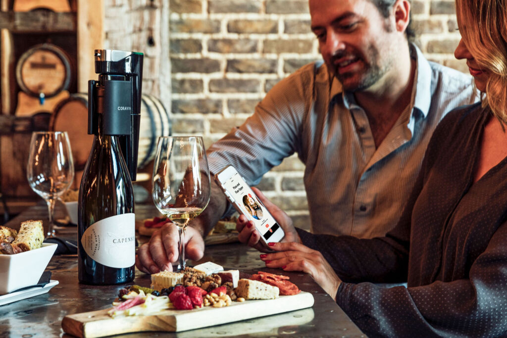 What to Expect at the Forthcoming Coravin Wine & Bubbles Bar in Mayfair