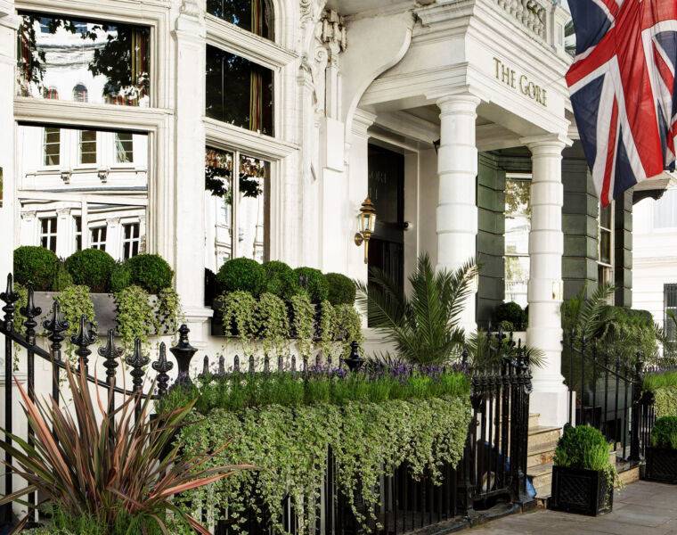 Bar 190 at the Gore London is Set Inspire More Rock & Roll History