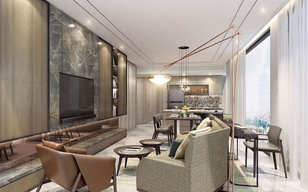 Fraser Suites Hanoi to Open New Tower with a Luxury Sky Lounge and Pool