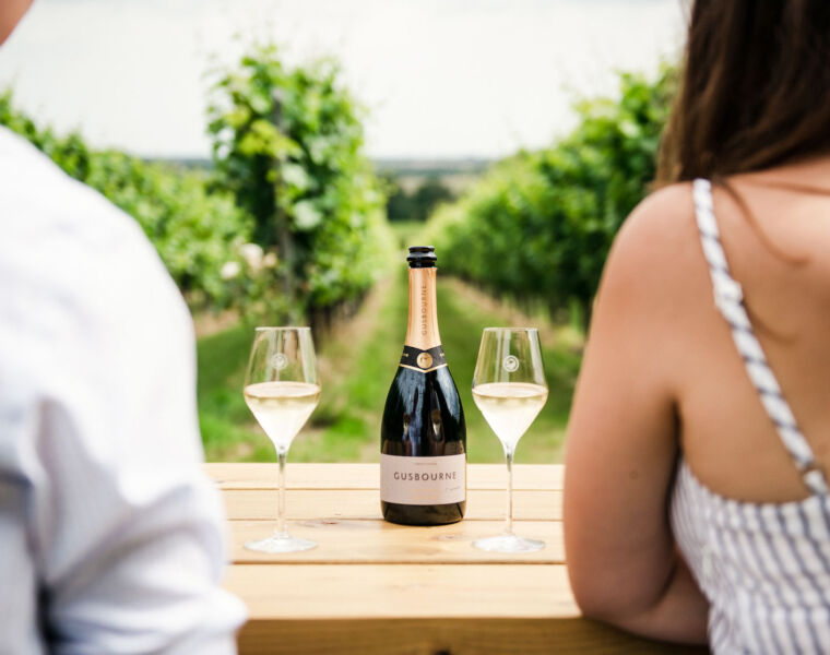 Why a Visit to the Gusbourne Estate in Kent is a Treat for the Senses