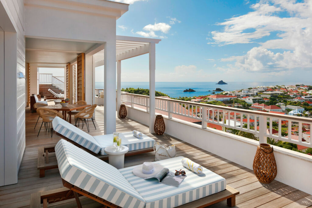 Luxurious Hôtel Barrière Le Carl Gustaf in St Barth to Reopen on 21st October