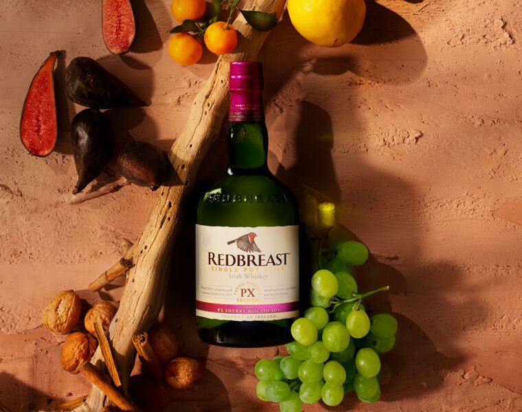 Redbreast Whiskey Adds Pedro Ximénez Edition to its Iberian Series