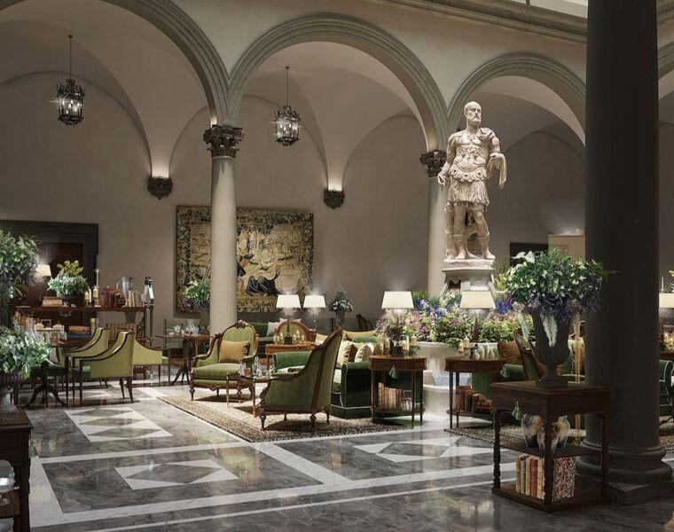 Chic Nonna di Vito Mollica is All-set to Wow Florence in March 2022