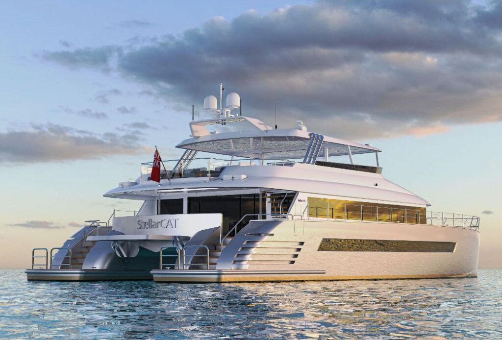 StellarPM Unveils New 20m and 25m StellarCAT Power Catamarans